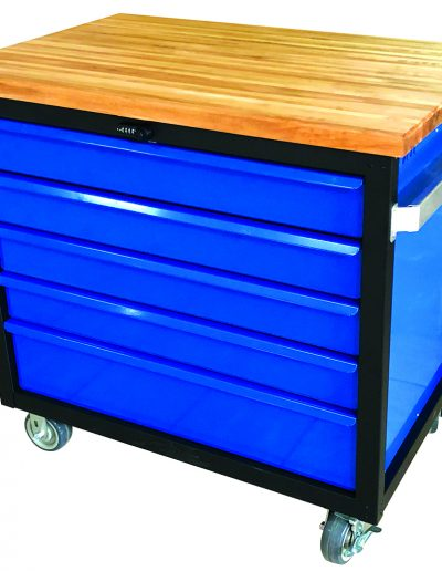 Tool Cabinet ( Wood Top )